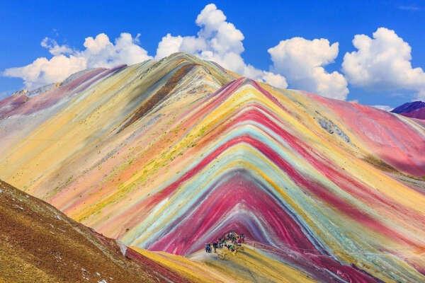 Большое путешествие в Перу, на несколько недель