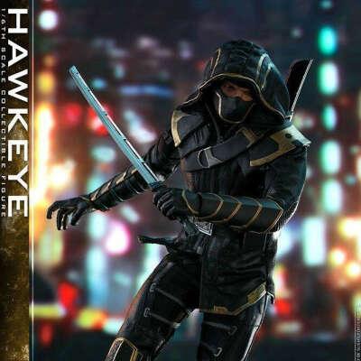 Hot Toys Endgame Ronin (Hawkeye) Figure