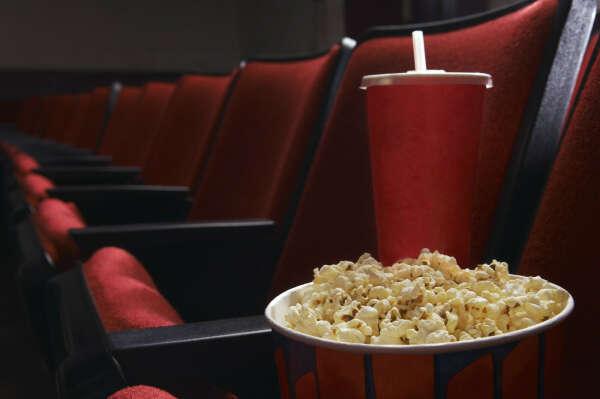 Смотреть фильм в пустом кинотеатре