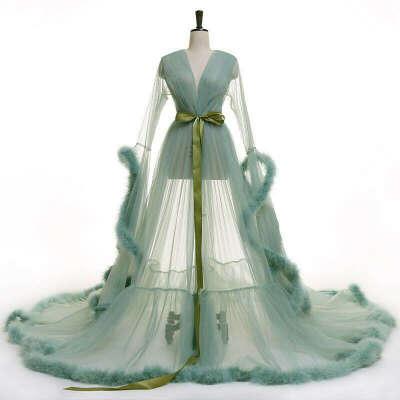 rich widow robe