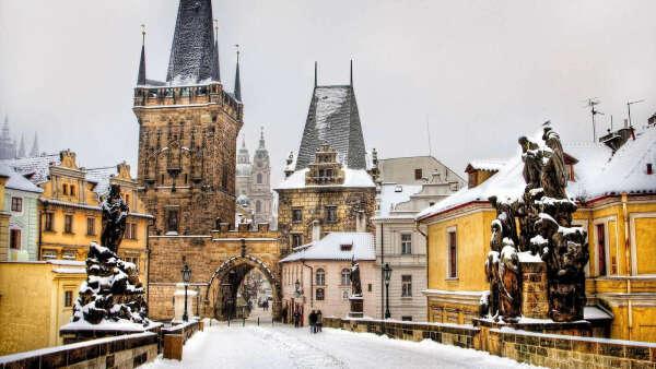 Meet Christmas in Prague