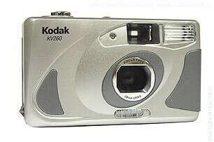 Плёночный фотоаппарат Kodak KV260