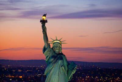 Хочу поехать в Нью-Йорк на Манхеттен