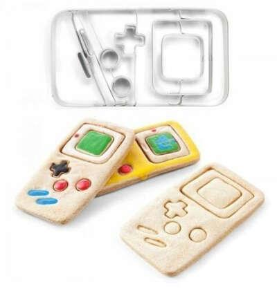 "Формочка для печенья ""Game Cookie"""