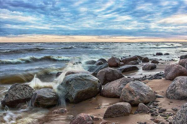 Прогулка к Финскому заливу / a walk to Finland Gulf