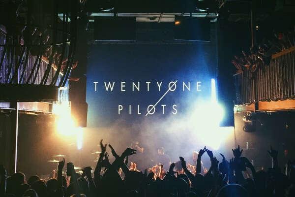 Концерт Twenty One Pilots