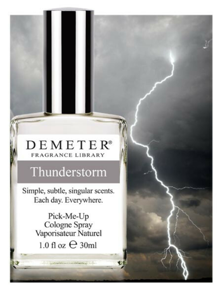 Необычный аромат от Demeter