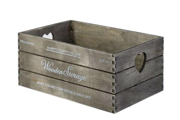 Контейнер для хранения деревянный