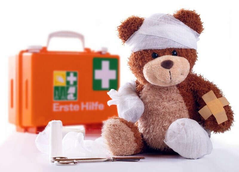 Пройти курсы оказания первой помощи