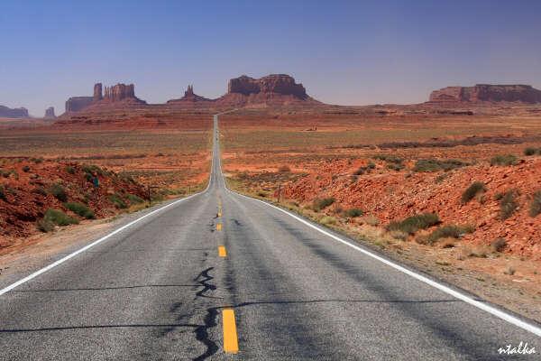 Путешествие по США на автомобиле