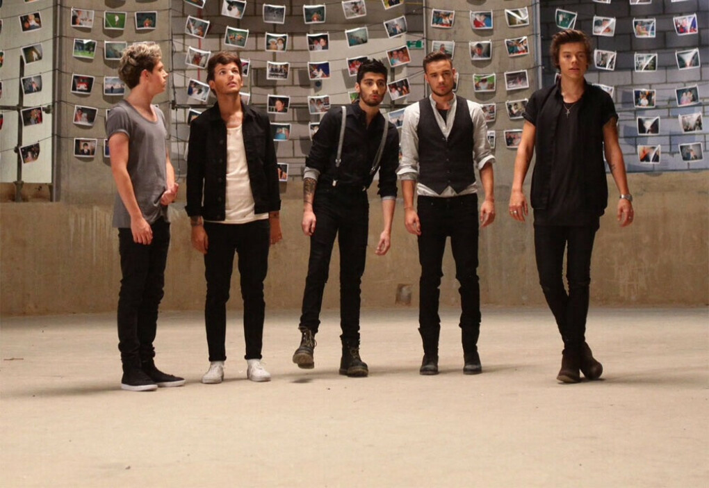 Встретить One Direction