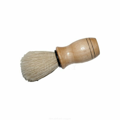 BEAUTY FORMAT Помазок для бритья, дерево + натуральная щетина