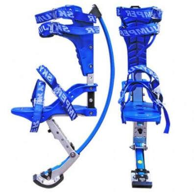 Джамперы детские Skyrunner Junior 40-60 кг, синие