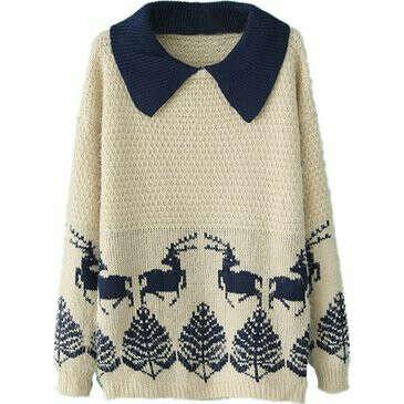 свитер*-*