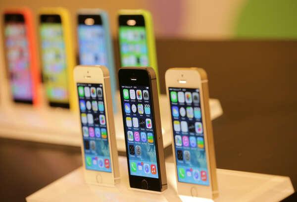 Хочу новый телефон