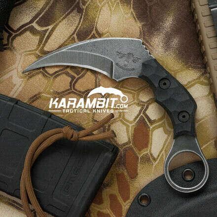 James Coogler's Juggernaut Karambit