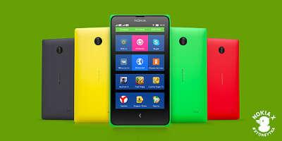 Nokia X Две Сим-карты