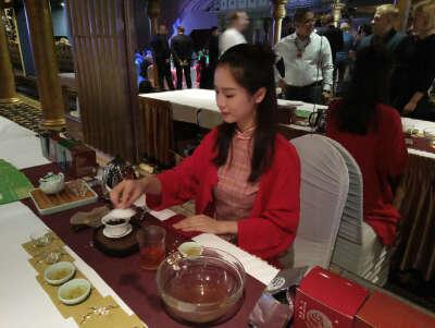 Научиться чайной церемонии