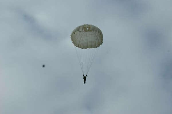 Хочу спрыгнуть с парашютом :)