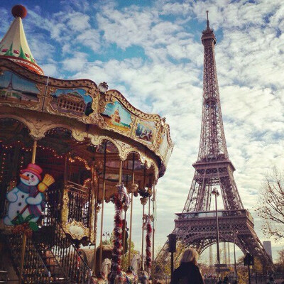 Хочу в Париж♥
