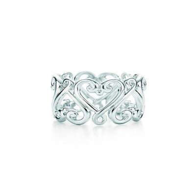 Tiffany & Co. -  Paloma's Venezia:Goldoni Heart Band Ring