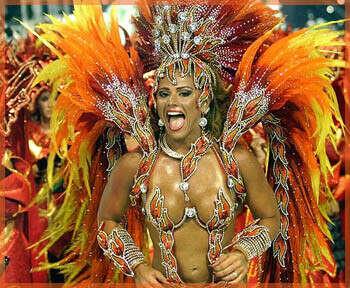Посетить Бразильский карнавал