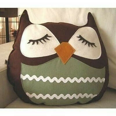 Много креативных подушек