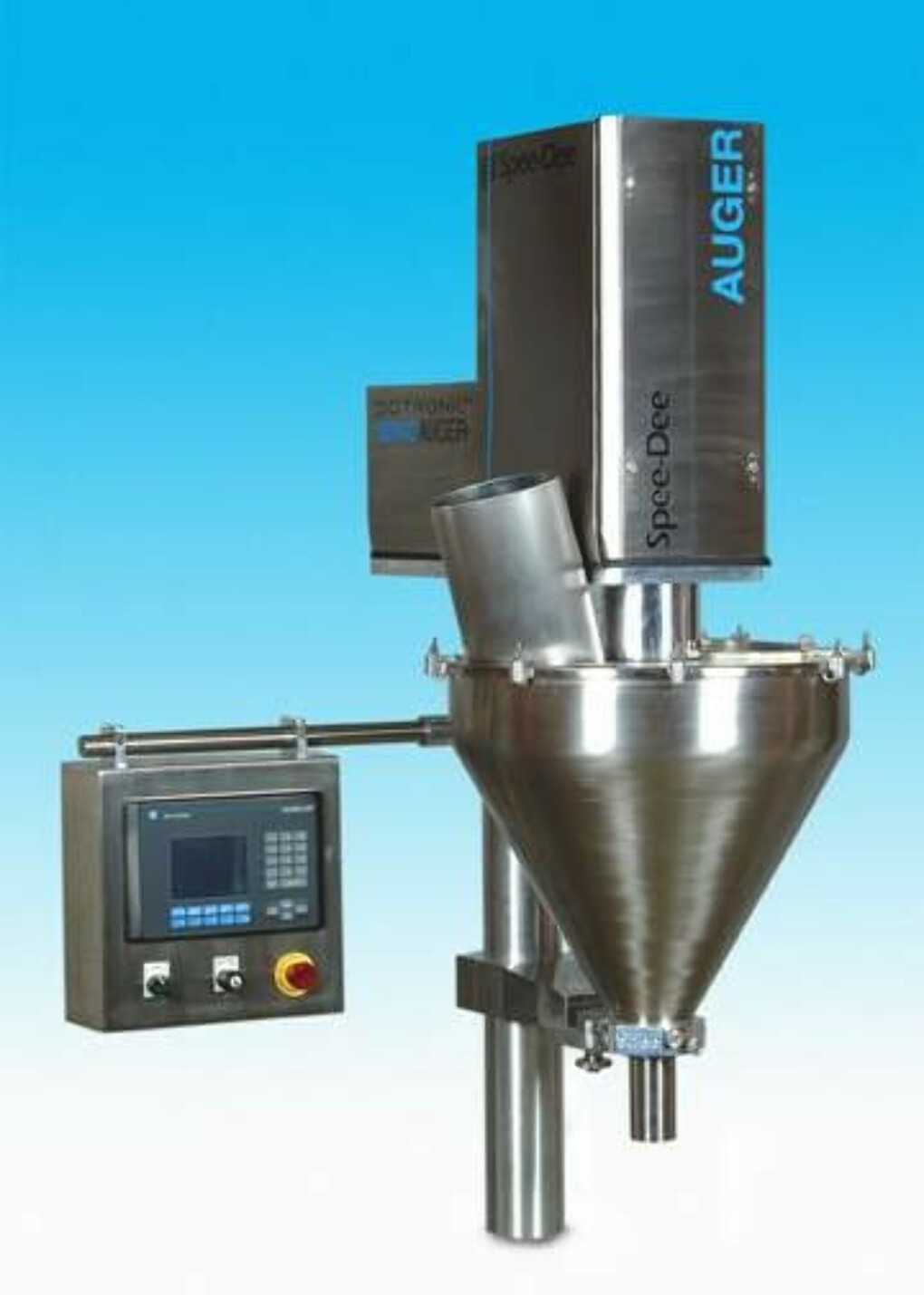 Automatic and Semi-Automatic Auger Filling Machine