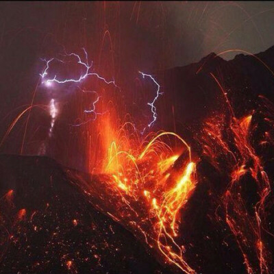 Увидеть извержение вулкана