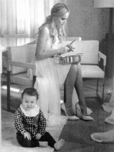 Стать идеальной женой и мамой