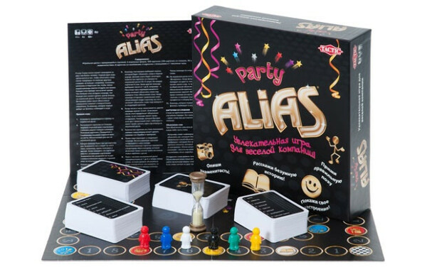 Настольная игра Alias