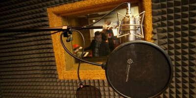 собственную звукозаписывающую студию