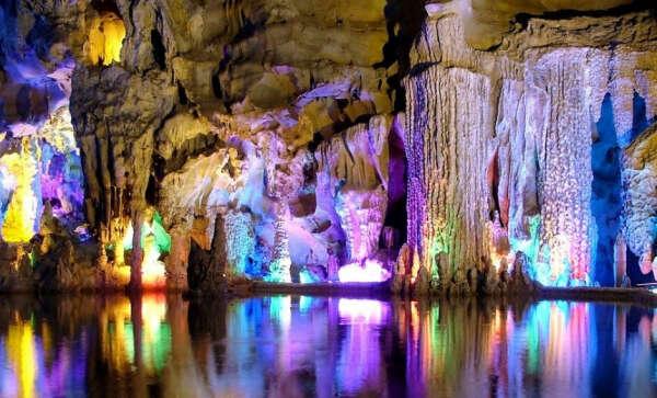 Побывать в пещере
