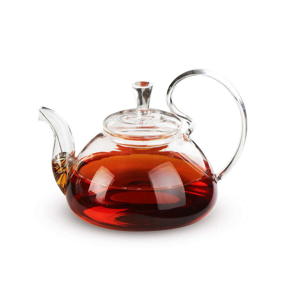 Прозрачный заварочный чайник (небольшой - 300 -500 мл)