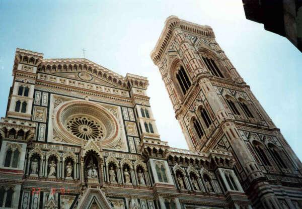 Флоренция, Рим, Венеция (Италия)