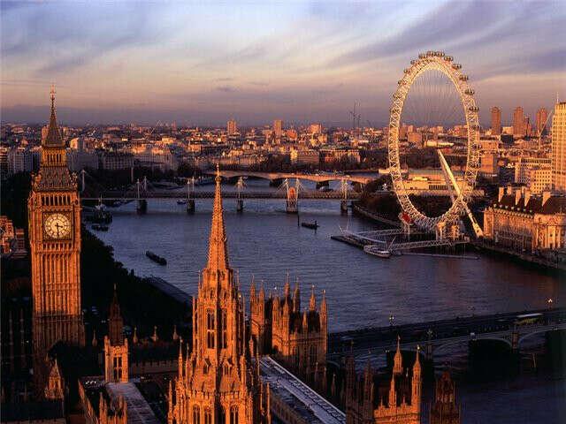 Я хочу съездить в Лондон