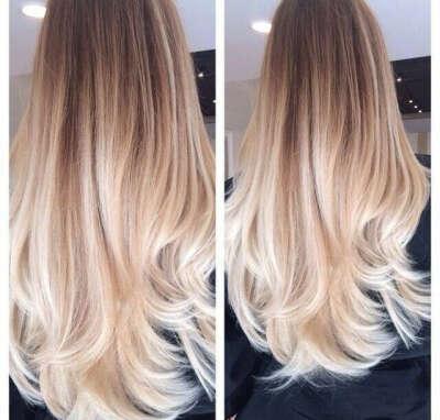 Я хочу покраситься в блондинку