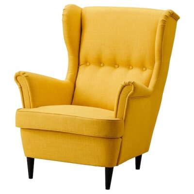 СТРАНДМОН Кресло из Икеа