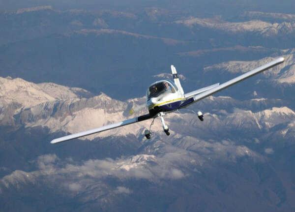 Полетать на спортивном самолёте