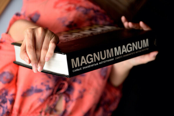 Книга-альбом фотографий MAGNUM