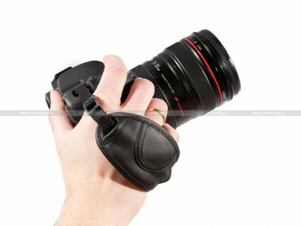 Кистевой ремень для камеры