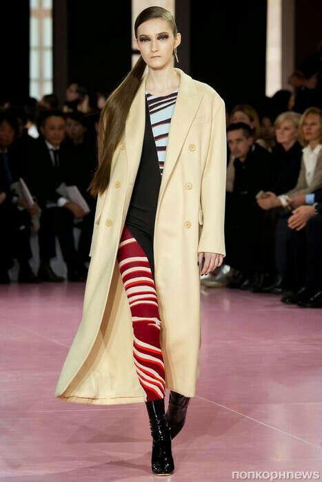 Польто от Christian Dior