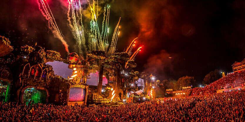 Фестиваль tommorowland