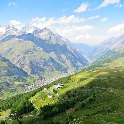 Погулять по Альпам