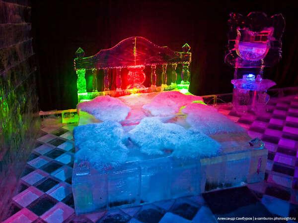 ледяной музей