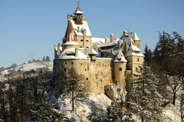 Побывать в Румынии