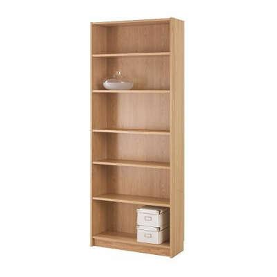 БИЛЛИ Стеллаж - белый, 80x28x202 см  - IKEA