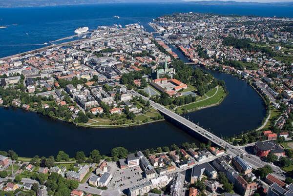 Переехать в Тронхейм, Норвегия
