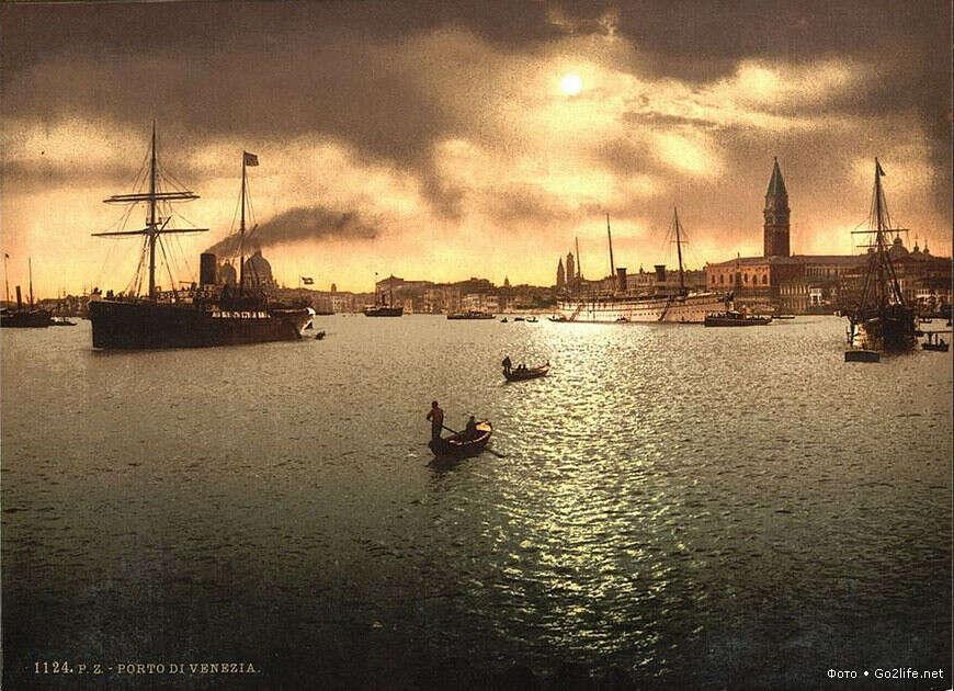 Хочу поехать в Венецию