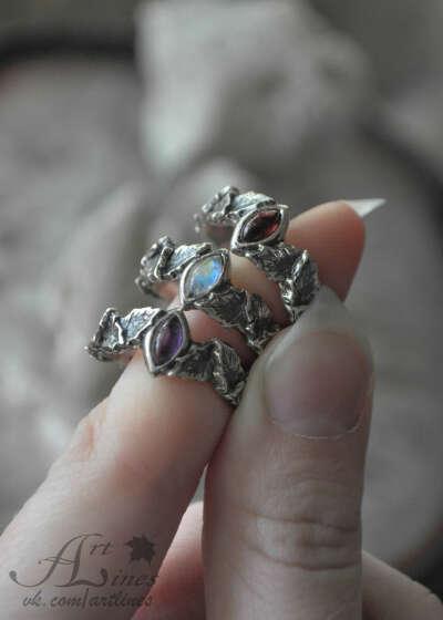 """Кольцо от мастерской """"ArtLines"""""""